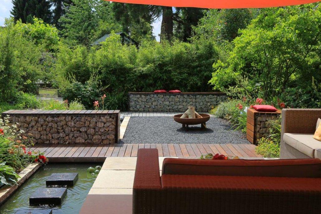 Sichtschutz Fur Den Garten Zinsser Gartengestaltung Schwimmteiche