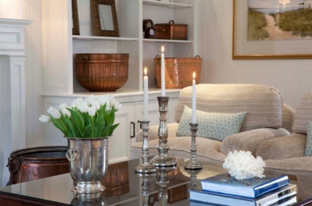 Deko wohnzimmer silber vintage silber dekoration zu hause ein