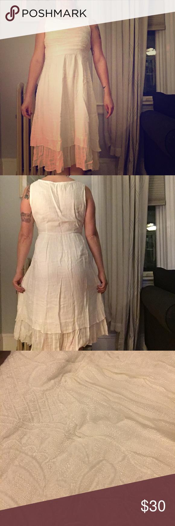 Sundance rayon festival boho wedding dress