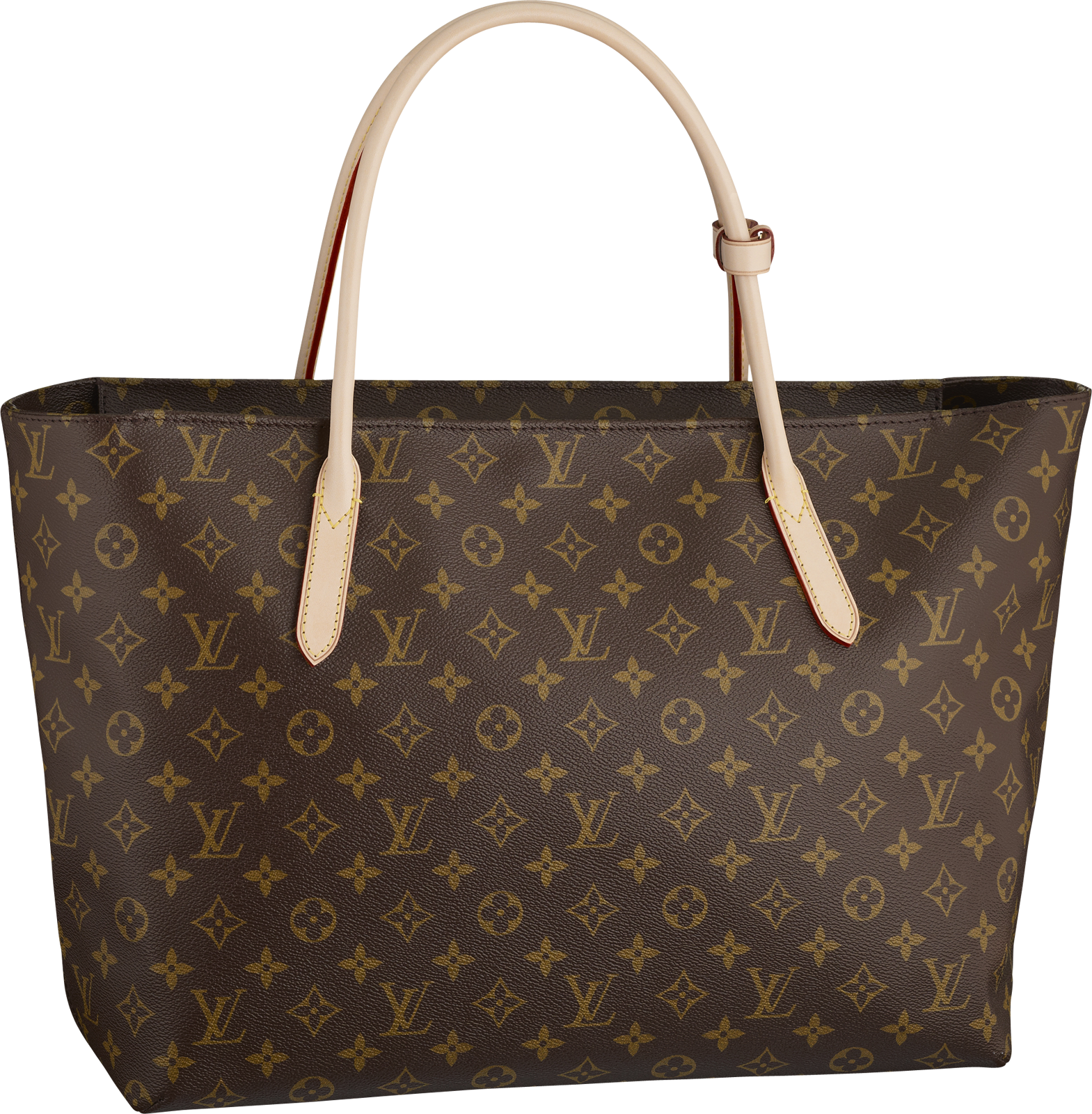 Louis Vuitton Raspail Mm In Monogram Canvas A Neverfull With A