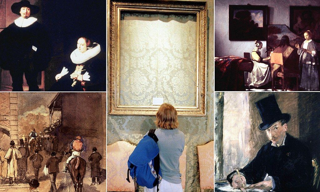 Has The Biggest Art Heist In Us History Been Solved Fbi Says They