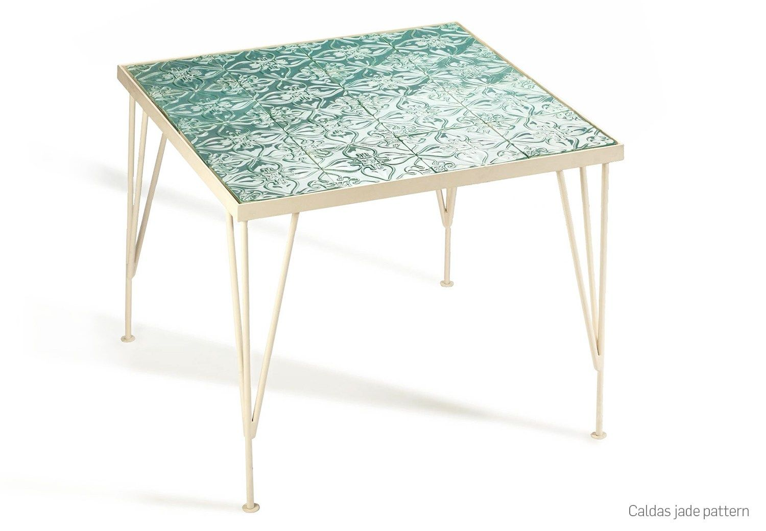 Caldas Tiles Table by Mambo Unlimited Ideas Tile tables