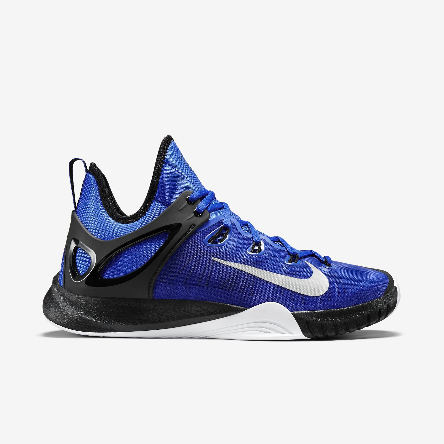 Cheap Nike Zoom HyperRev 2015 Royal Blue White Black