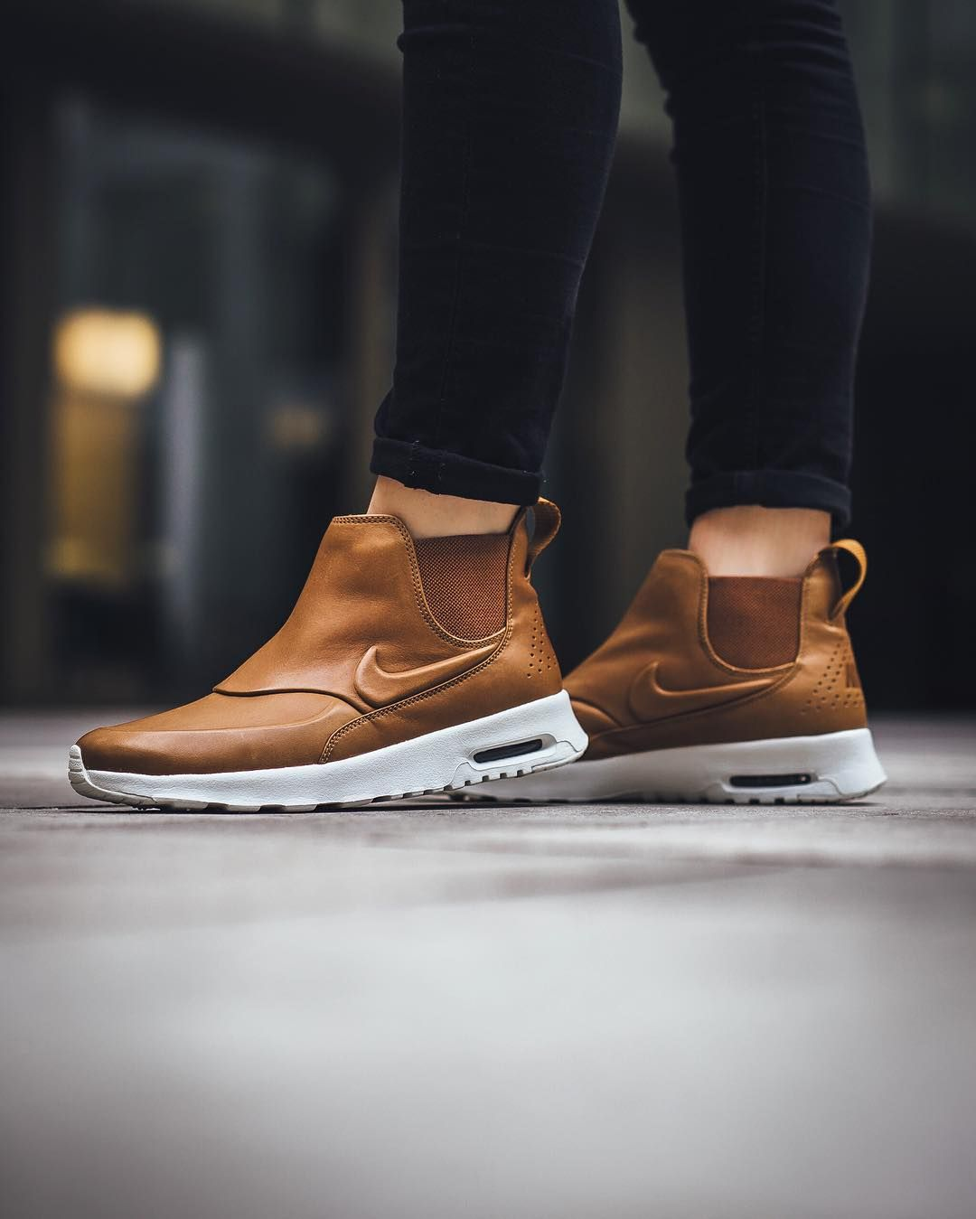 nike air max thea mid hombre