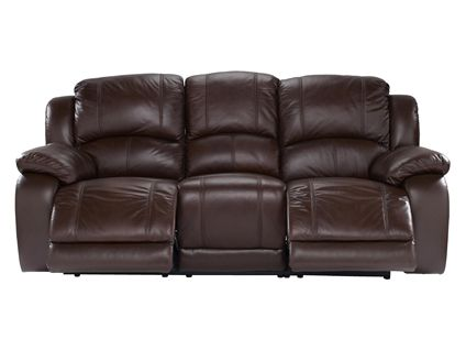 Club Express 3 Seater Sofa With 2 Manual Recliner Actions Living Room Furniture Harveys