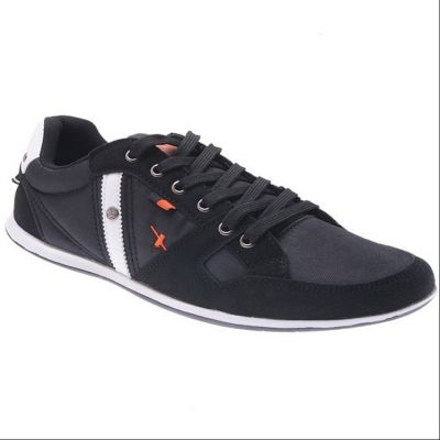 Buy Sparx Black Casual Shoes For Men by SUMKART ENTERPRISES d08c302c20dae