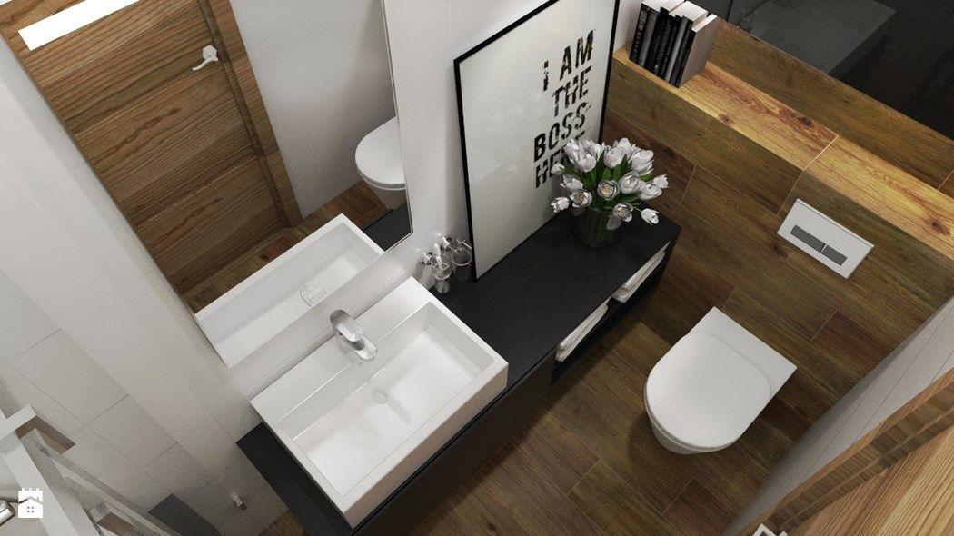 Aranżacja małej toalety. Jak urządzić funkcjonalną ...