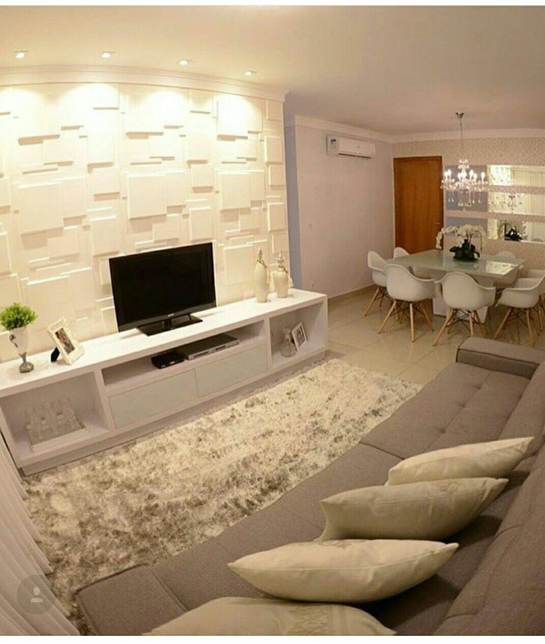 Smart Design, Living Rooms, Living Room Decor, Flat, Sweet, Home, Tumblr,  Tv Wall Unit Designs, Adidas Good Looking