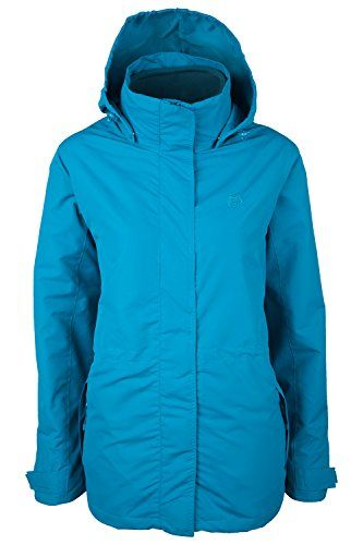 Mountain Warehouse Fell Womens 3 in 1 Water-Resistant Jacket  177004f29
