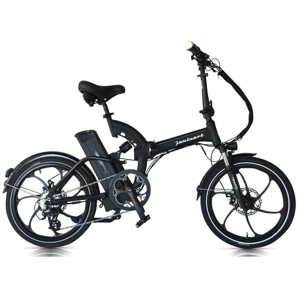 Joulvert Mercer Folding Electric Bike In 2020 Folding Electric Bike Electric Bike Bicycle