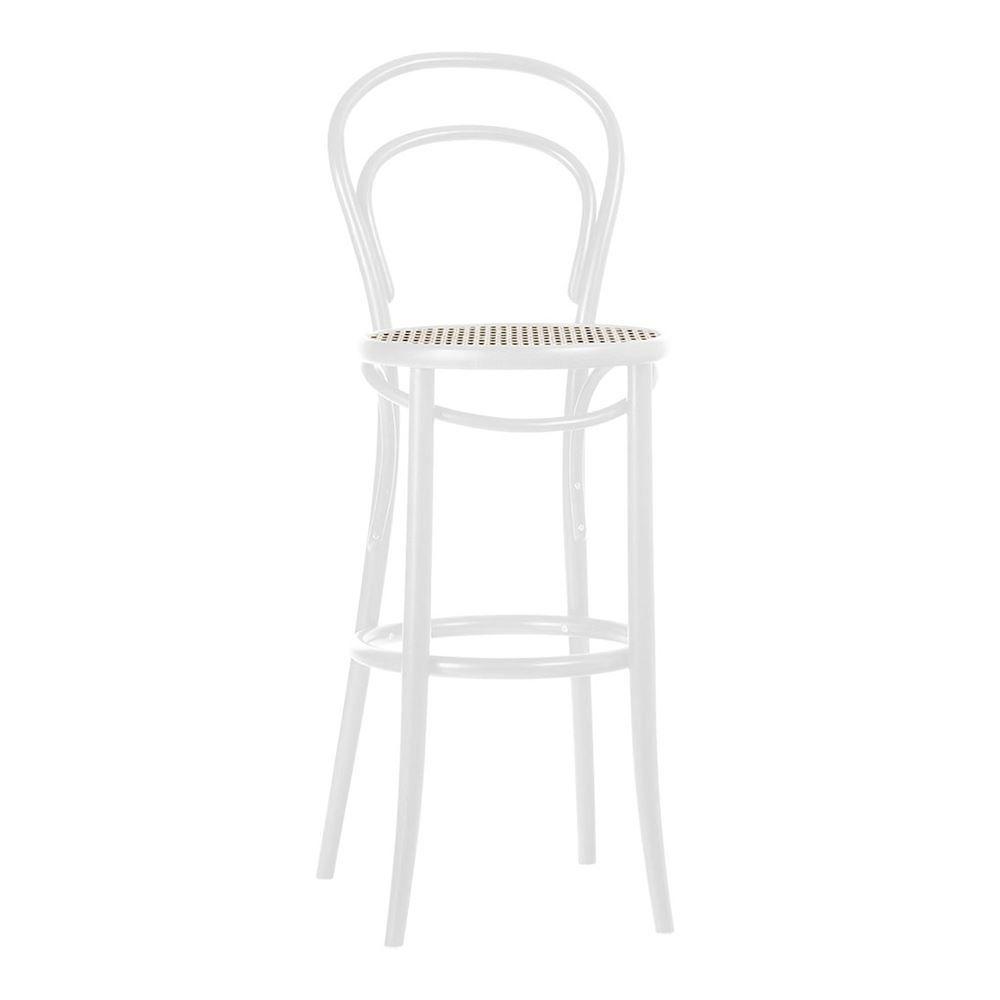 No 14 Barstol Rotting, 61 cm, Svart | Barstol, Barstolar