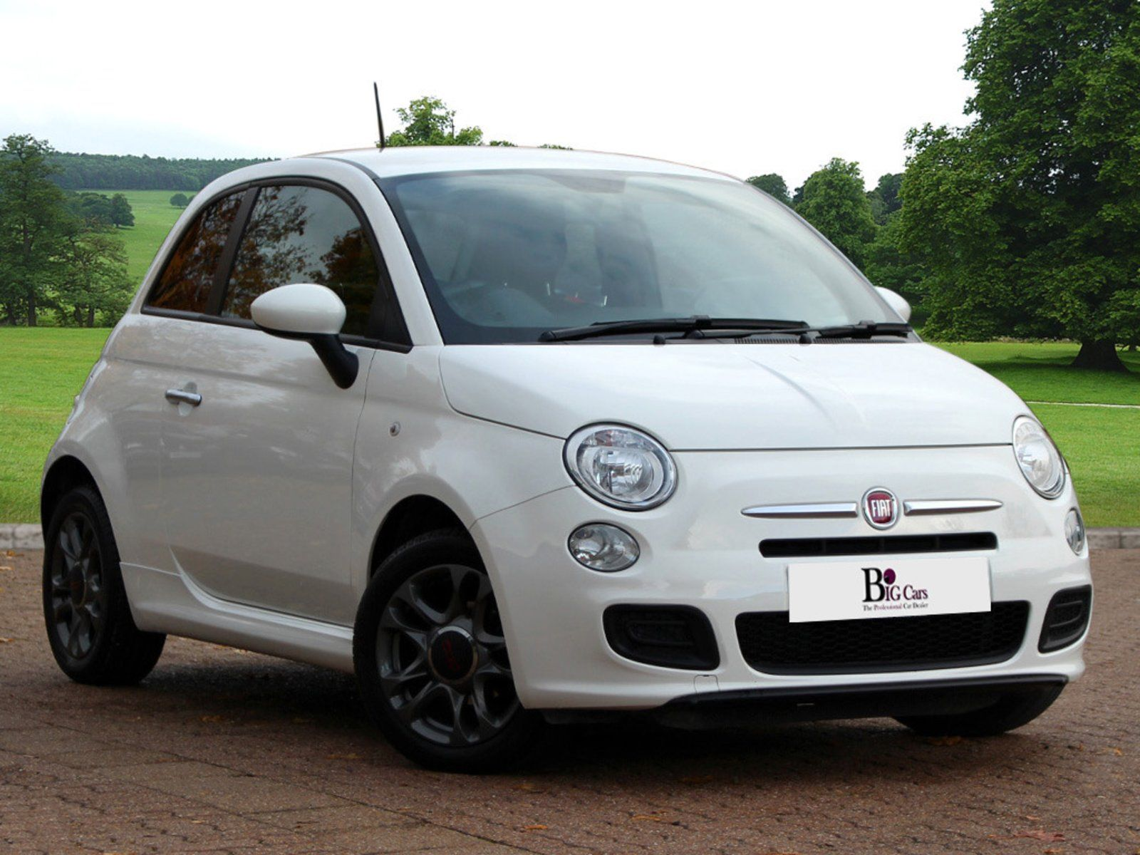 fiat 500 s price 6 950 was 7 450. Black Bedroom Furniture Sets. Home Design Ideas