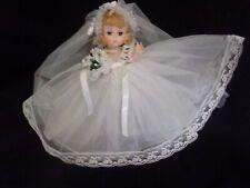 MADAME ALEXANDER BRIDE DOLL COMPLETE. #bridedolls MADAME ALEXANDER BRIDE DOLL COMPLETE. #bridedolls