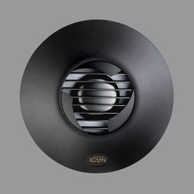 Airflow Icon 30 Extractor Fan With Anthracite Cover With Images