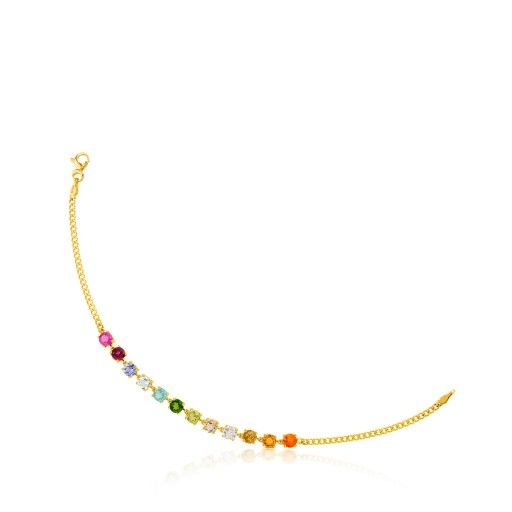 Pulsera Mix Color de Oro