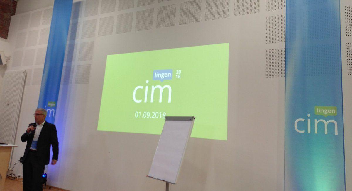 RT @GregorReimling: Next #Cimlingen 01.09.18, tragt es euch ein. #CallforPapers beginnt am 01.05.18 😉 https://t.co/3yStl9pw1k - Christian Twilfer