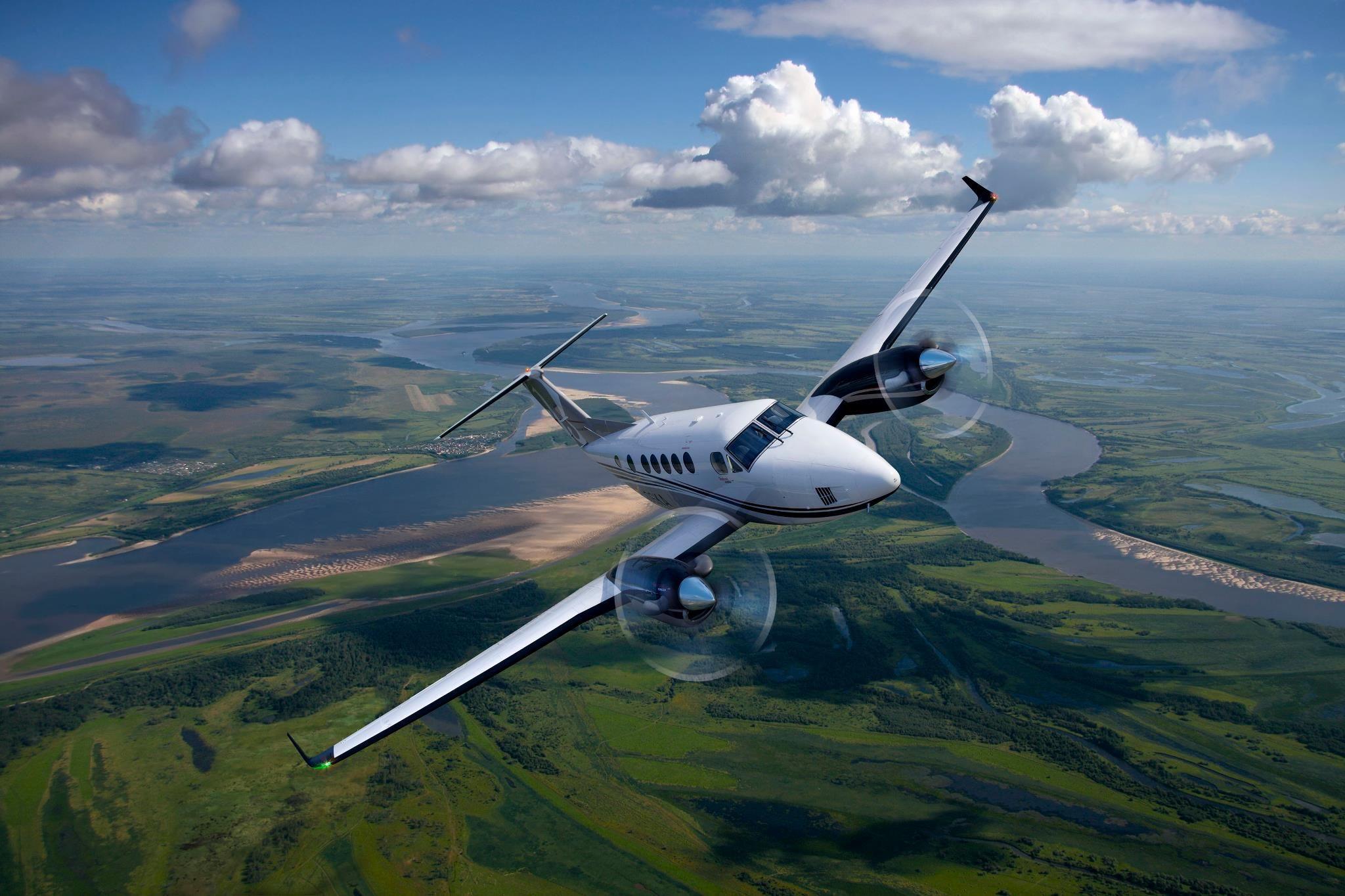 Beechcraft King Air B250