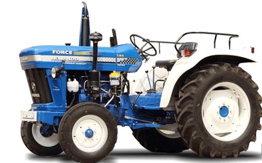 Force Balwan 400 Tractor | diverse tracoren | Tractor price