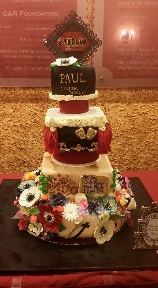 YEPAW presents PAUL, Akron Civic Theater event