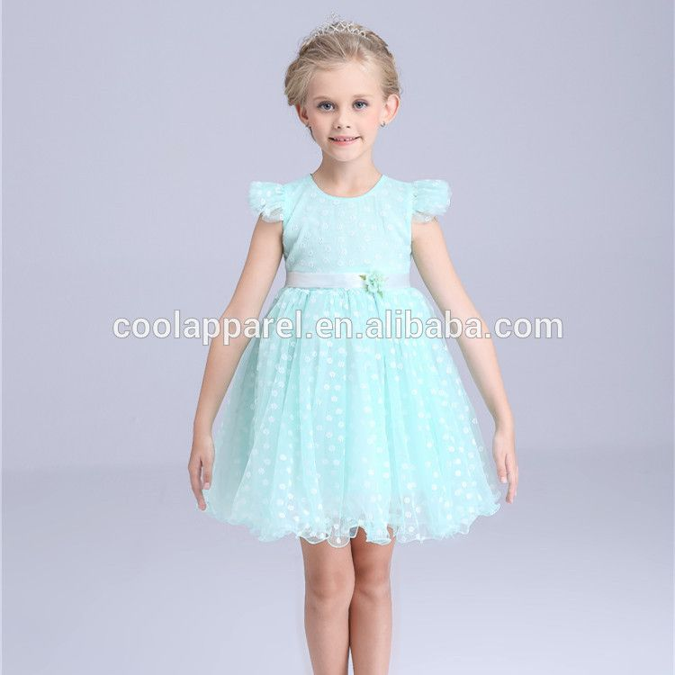 e65e95d9bce82 wholesale puffy beautiful lace Princess dresses for girls of 6 years old