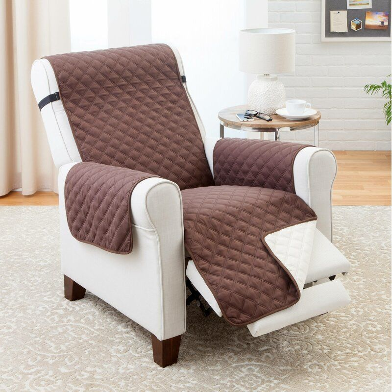 Aqua Blue Jersey Large Recliner Slipcover Madison Industries In 2019 Products Recliner Slipcover Recliner Cover Slipcovers