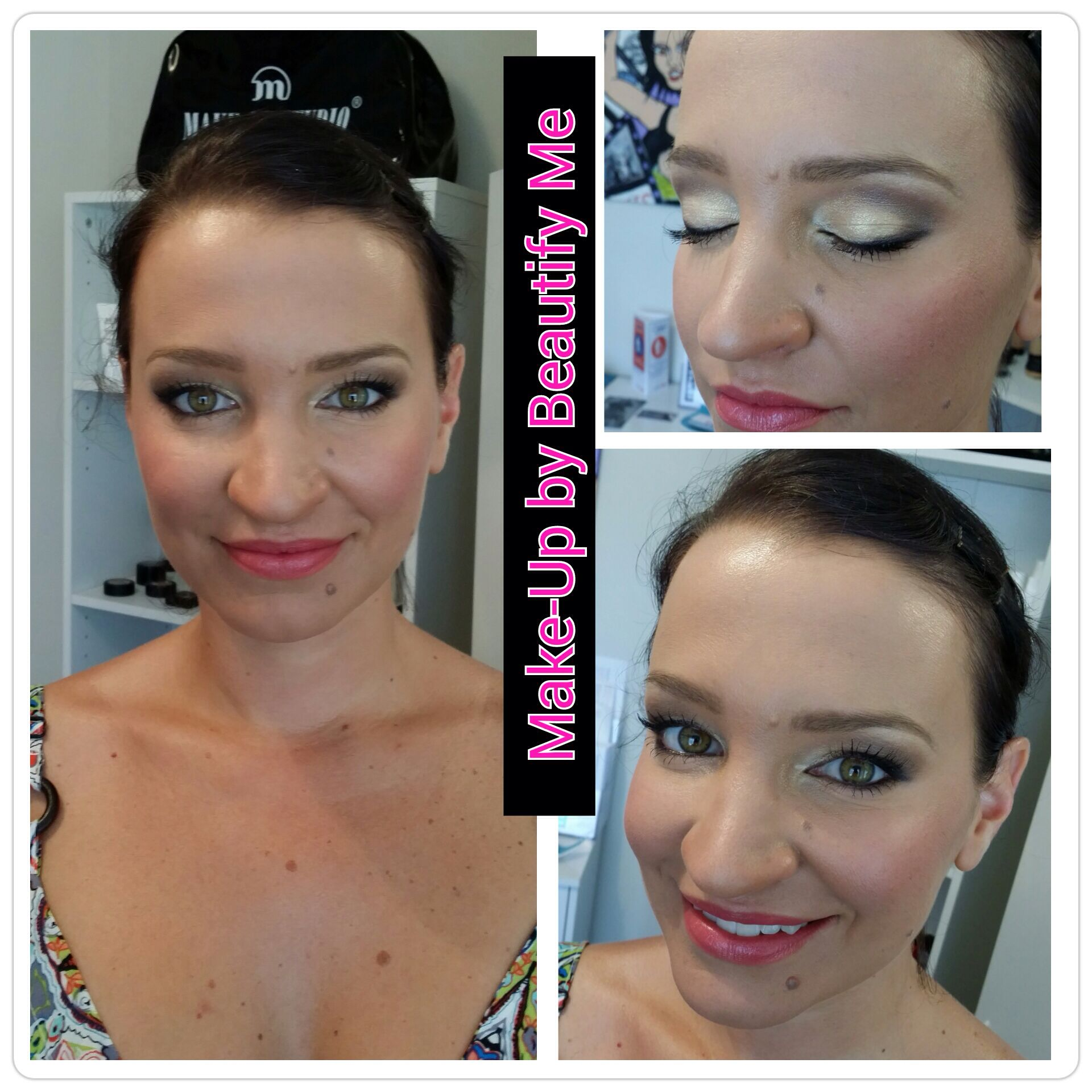 Professional MakeUp application by Beautify Me. www
