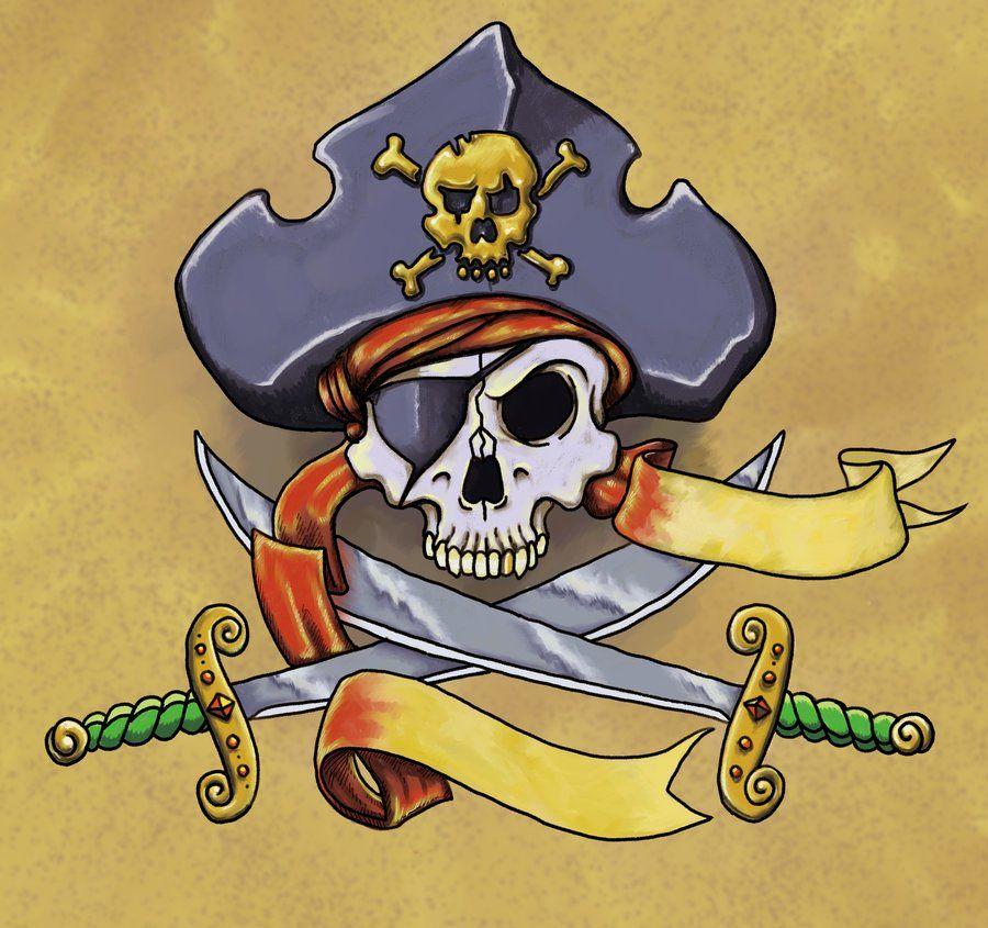 Охотник прикол, картинки пиратов с надписью