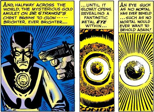 Strange Tales Eye of Agamotto