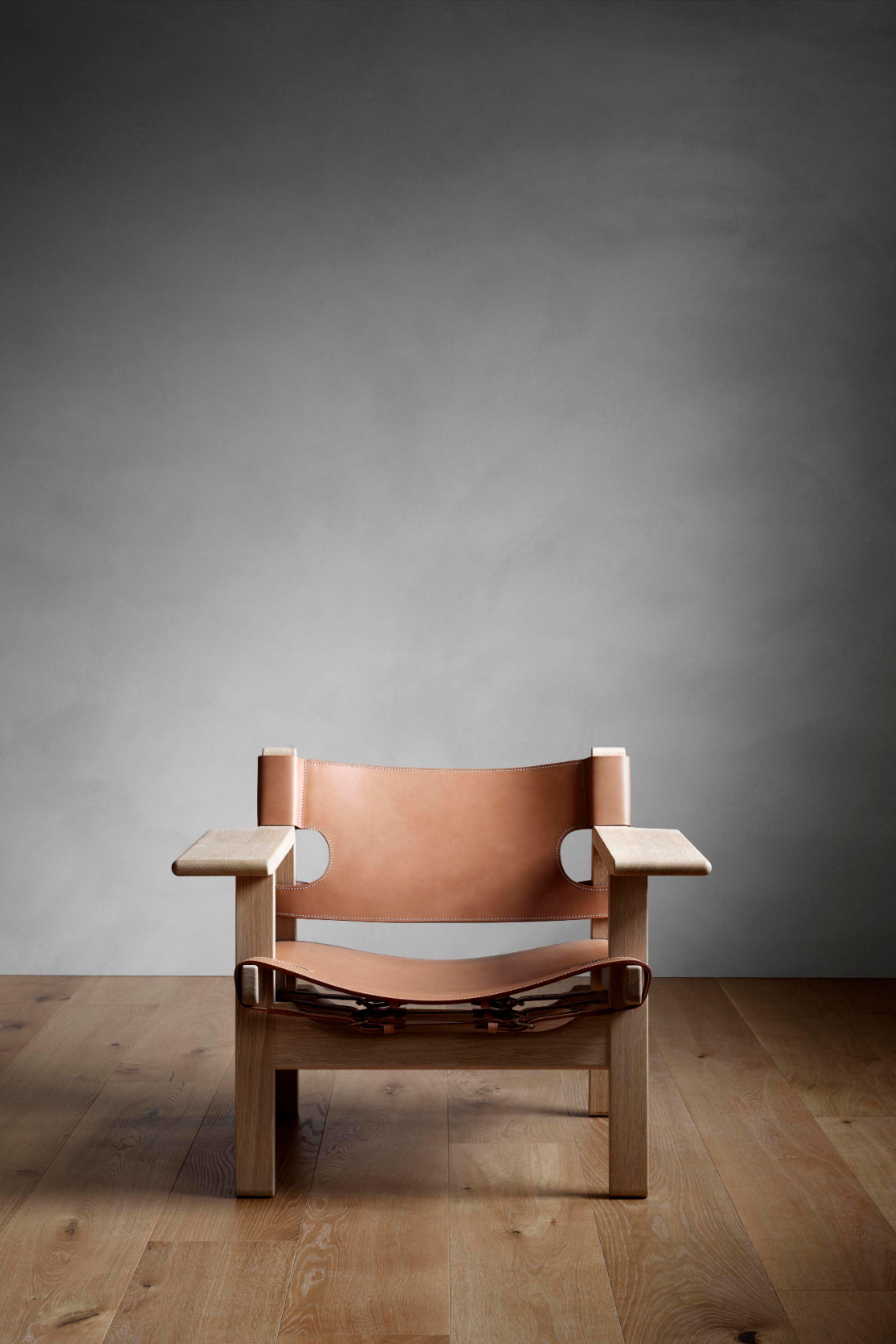 The Spanish Chair by Børge Mogensen a modern original