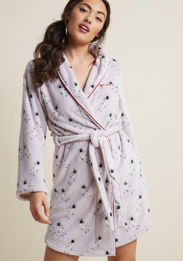 Relaxing Atmosphere Robe in XL - Wrap Short Length 081921106