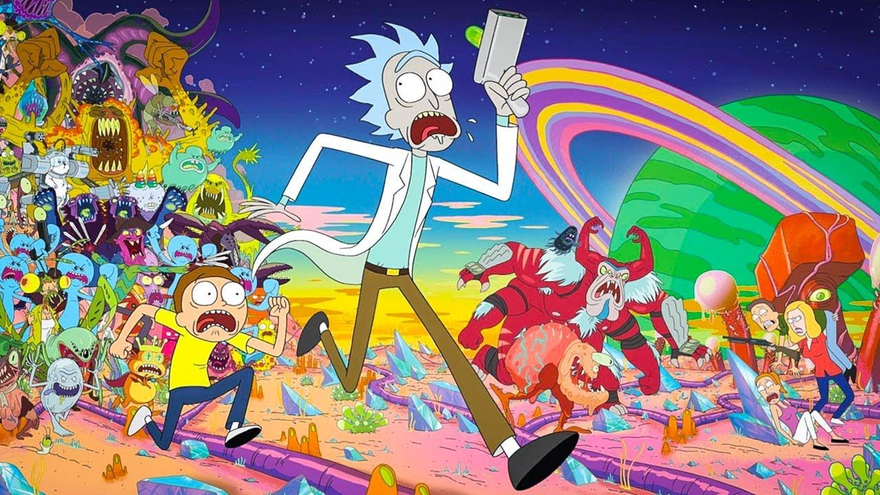 Rick And Morty 4x10 Temporada 4 Capitulo 10 Subtitulado Rick And Morty Watch Rick And Morty Morty