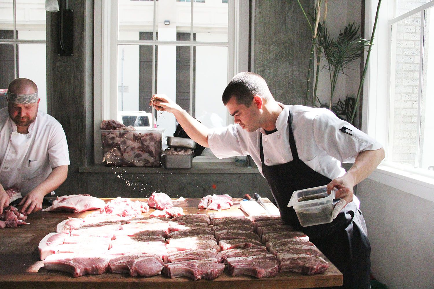 The Economics of In-House Charcuterie at Trou Normand