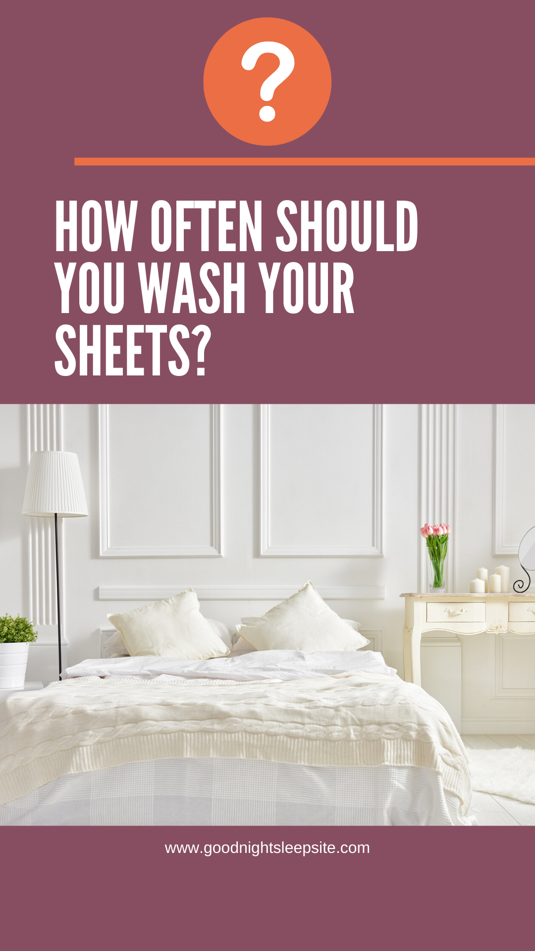 How Often Should You Wash Your Sheets In 2020 Child Sleep Problems Sheets Sleep Solutions