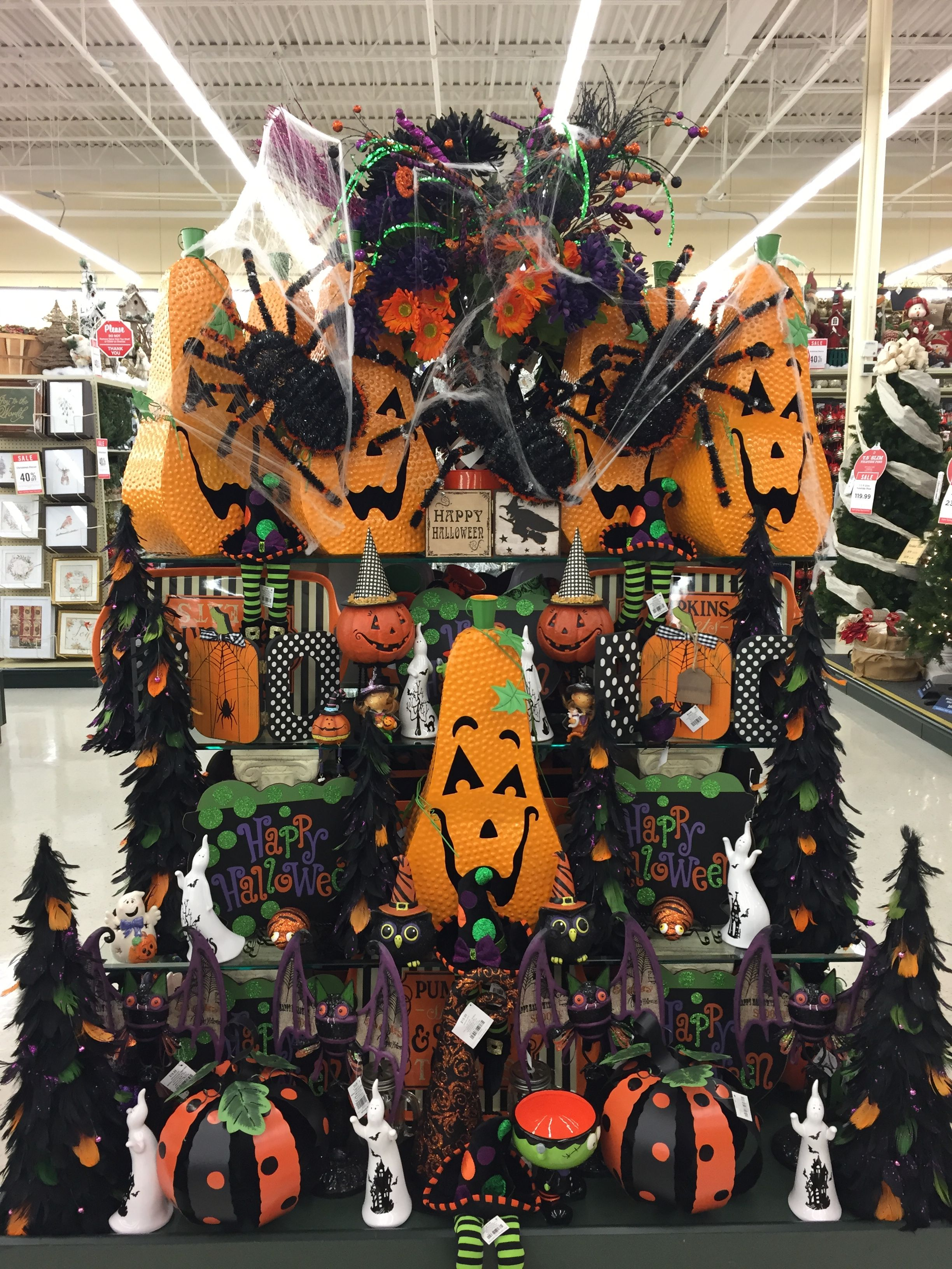 Hobby Lobby Halloween Decorations 2019.Pin By Natalie Duckworth Wright On Hobby Lobby Merchandising