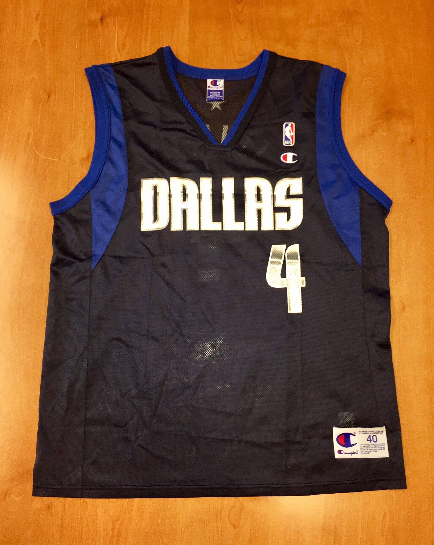 Vintage 1990s Michael Finely Dallas Mavericks Champion Jersey Size 40 hat  shirt mavs rolando blackman cedric ceballos wisconsin nba finals by ... 70cd577e5
