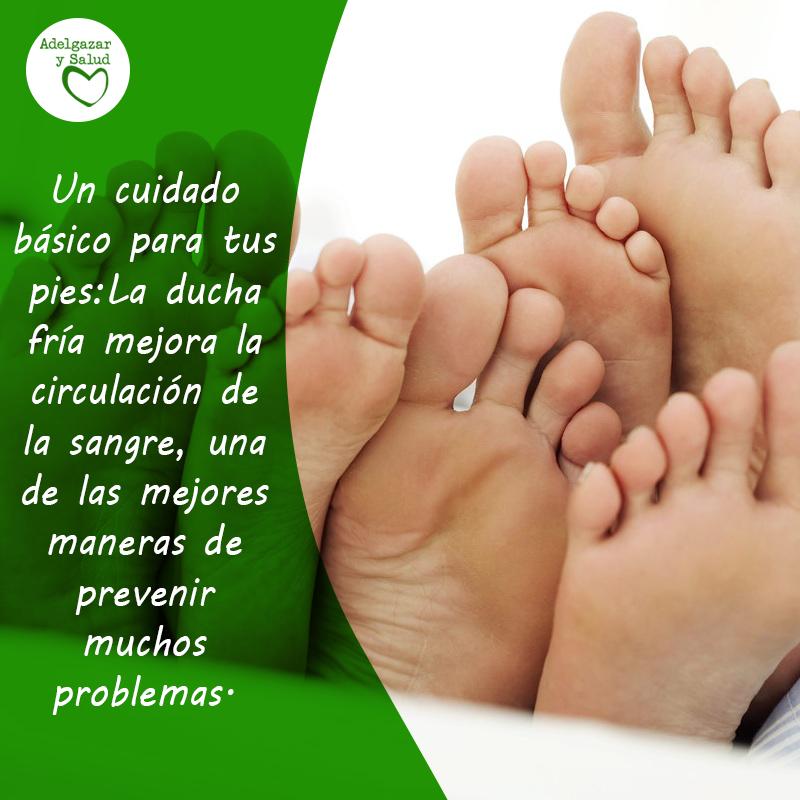 El cuidado de los pies: mímalos como se merecen | Pinterest ...