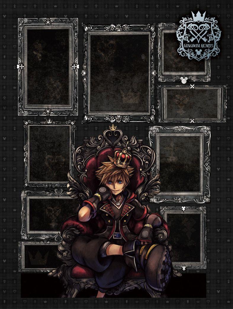 Pin By J On Kingdom Hearts Sora Kingdom Hearts Kingdom Hearts Fanart Kingdom Hearts Wallpaper