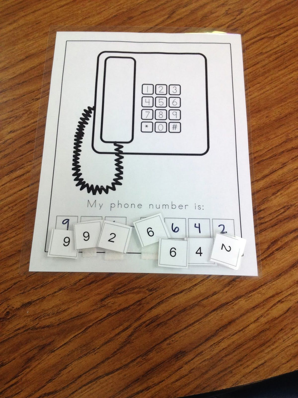 The Special Teacher Task Boxes 6