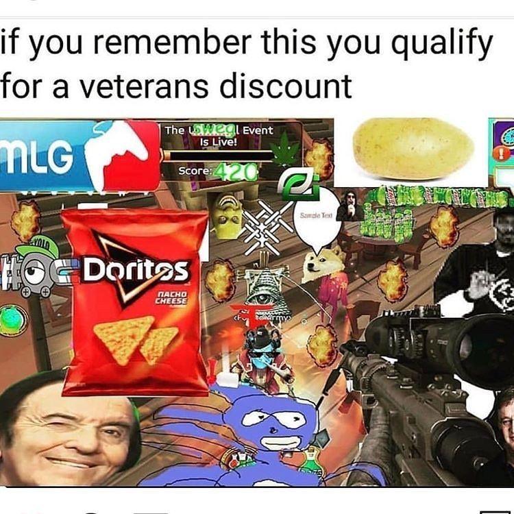 Mlg No Scope Meme Stop Dankmeme Funnymeme Funny Meemee Trending Popular Viral Epic Hot For Veterans Discounts New Memes Fresh Memes