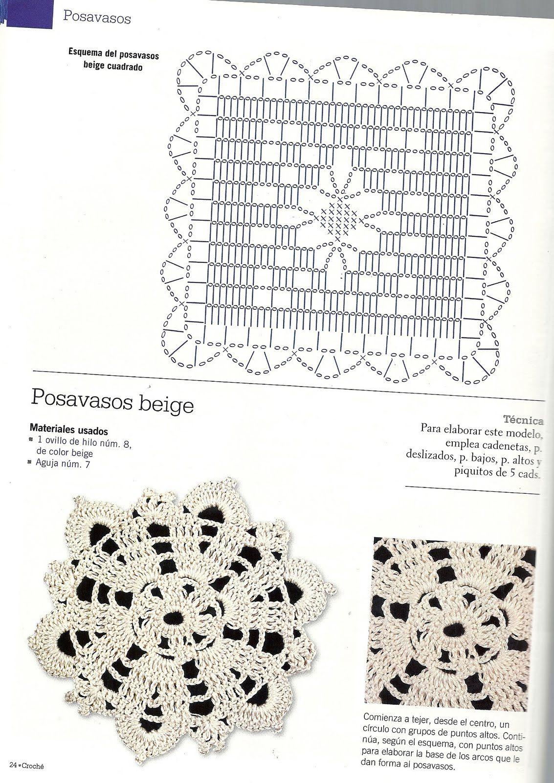 View image: 90 (13) | posa vasos | Pinterest | Vasos, Tutoriales y ...