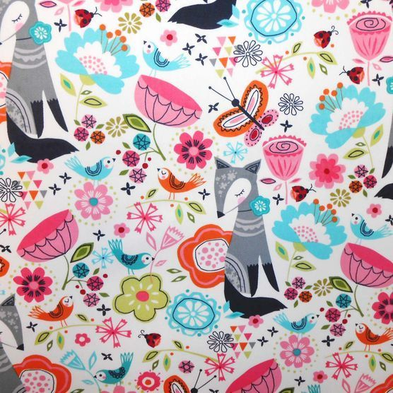 Image result for doodles fabric joanns | Surface Pattern Ideas | Fox