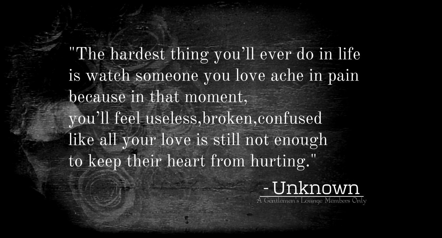 Grief Quotes Heart Ache