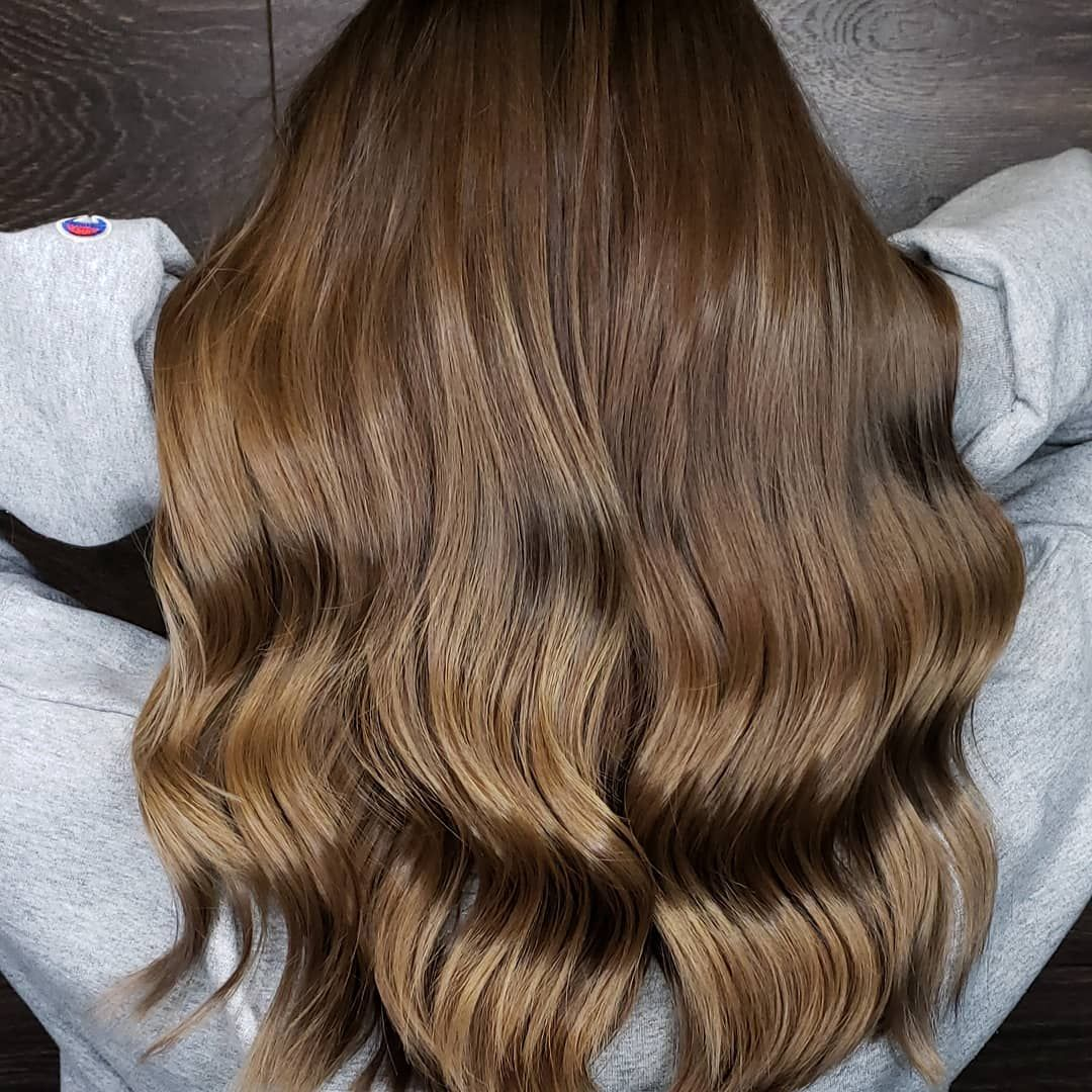 If you're blonde and wanting to go darker for fall... ask