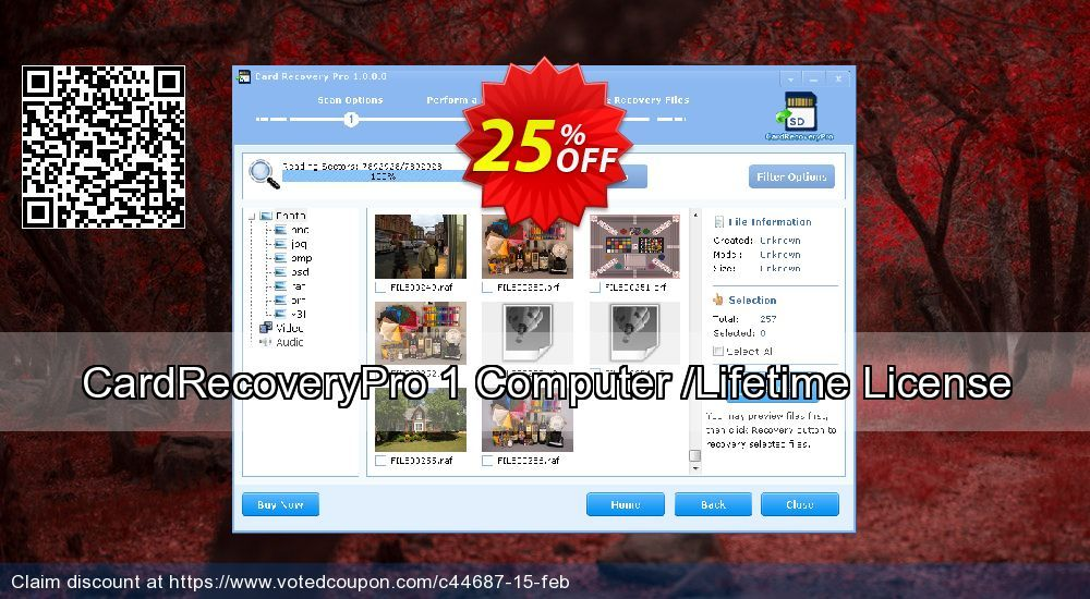 Cardrecoverypro 1 Computer Lifetime License Coupon On April 1st