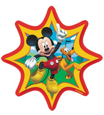 Mickey Mouse Clubhouse Birthday Supplies | Party Supplies India ...