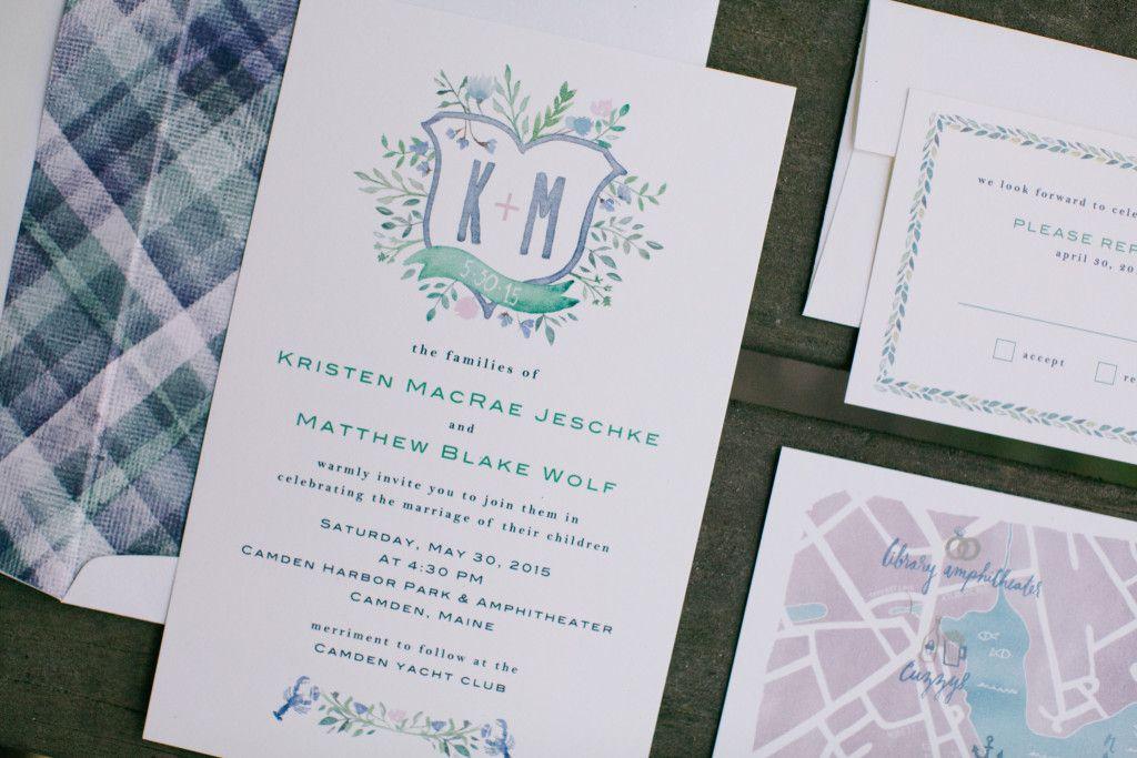 maine-wedding-invitation | Yacht Club Wedding | Pinterest | Yacht ...