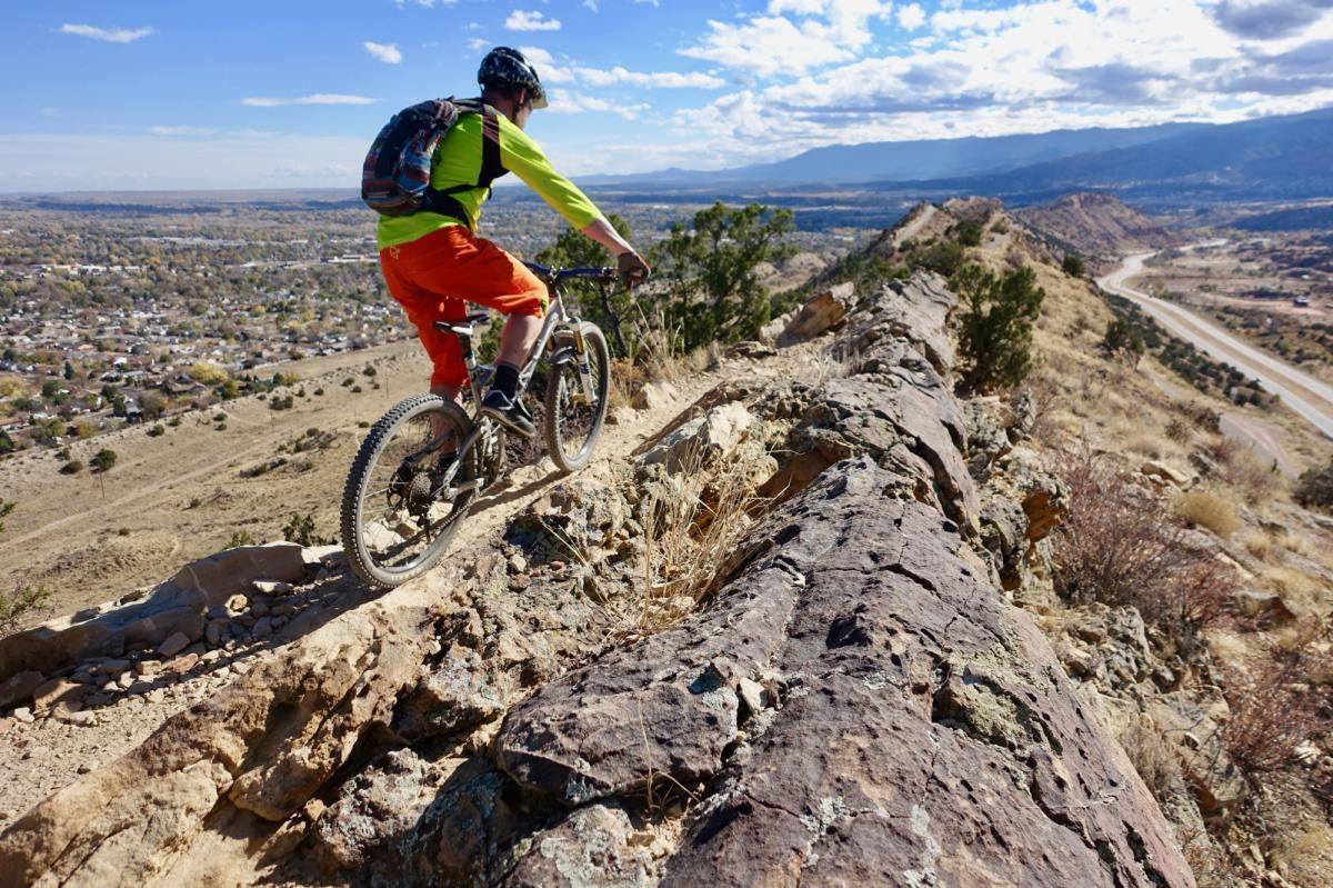 Best Mountain Bike Trail In Colorado