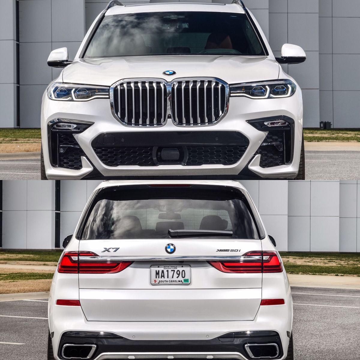 Bmw X7 M Sport: #BMW #G07 #X7 #xDrive50i #SAV #MPackage