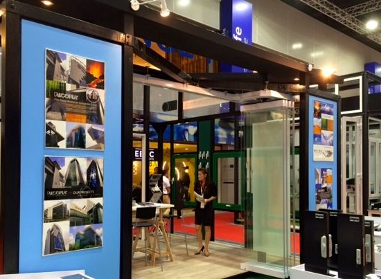 Hillaldam's Stackaway 150GL was recently featured at the prestigious Archidex 2015 show in Kuala Lumpur