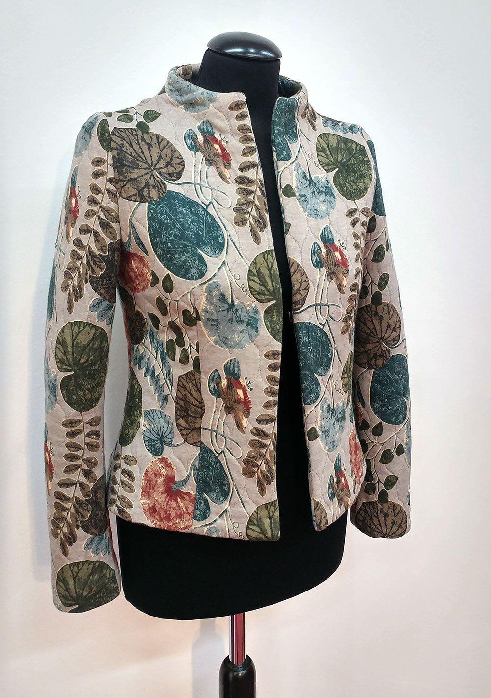 Schnittquelle Schnittmuster Shop - Schnittmuster Jacke
